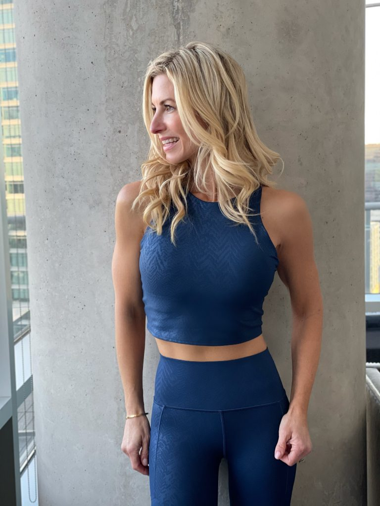 athleisure for at home workout